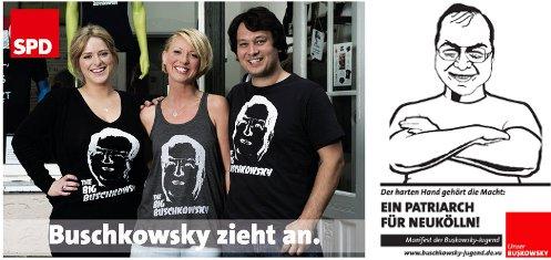 »SPD« vs Buşkowsky-Jugend